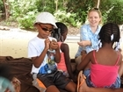 Preschoolers Eplore and Play at 2nd Annual Preserve Junior Camp
