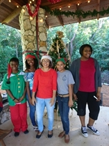 Santa's Enchanted Forest A Hit with Kids and Adults Alike