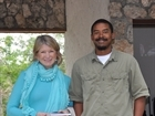 Martha Stewart Visits The Preserve
